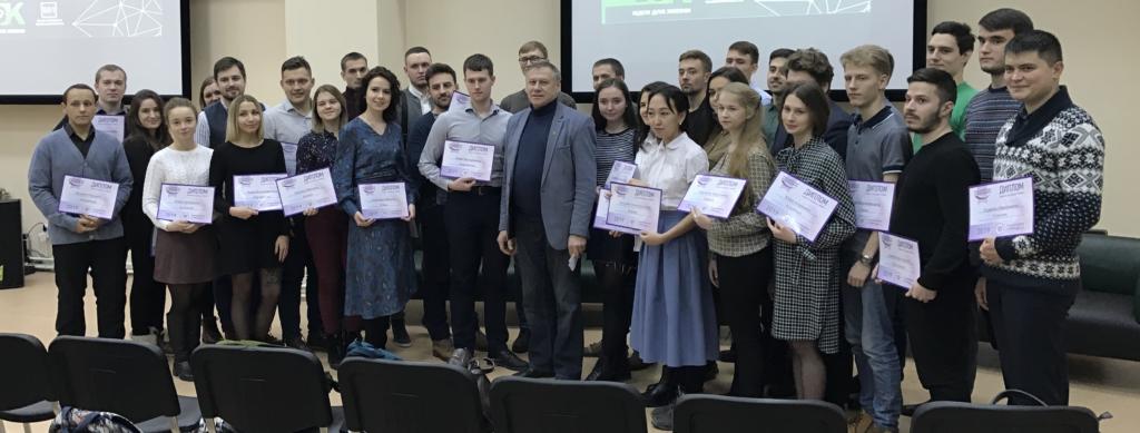 Победители УМНИК 2019