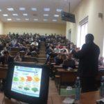 Более 280 молодых ученых, аспирантов и студентов Томска узнали о программах Фонда содействия инновациям