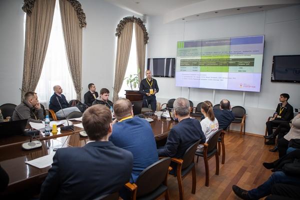 Новая инициатива Фонда содействия инновациям в рамках StartUp Tour опробована в Томске.